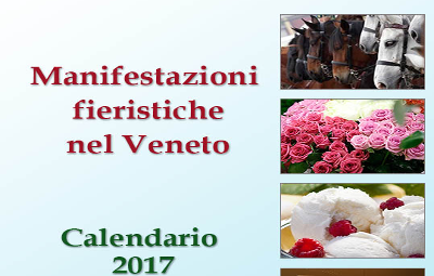 Calendario Manifestazioni Veneto.Regione Veneto News Calendario Manifestazioni
