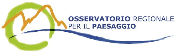 Logo Osservatorio regionale del Paesaggio del Veneto