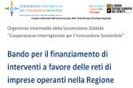 Logo progetto Cooperazione Interregionale per l'innovazione sostenibile