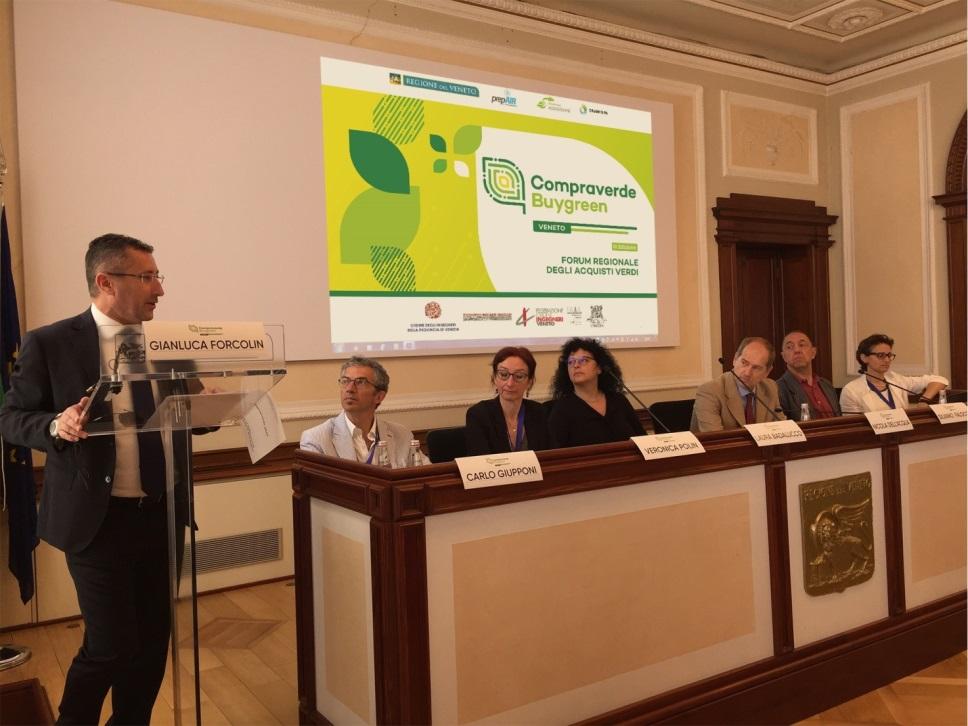 Forum CompraVerde Veneto 2019